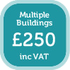 Multiple Building Membership - £250